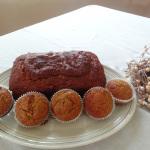 Pumpkin Loaf and Muffins